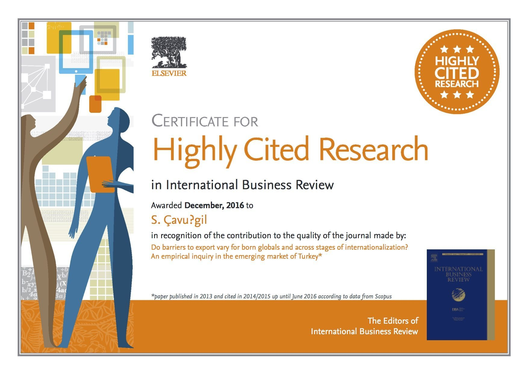 activities archives ciber an empirical inquiry in the emerging market of turkey published in 2013 is one of the most highly cited papers in international business review during